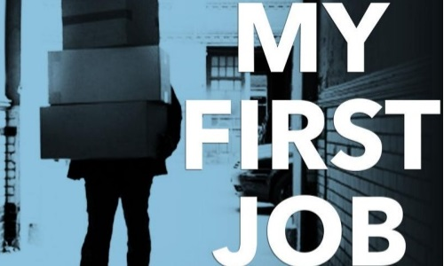 my first job_header image